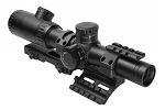 Vism Evolution 1.1-4X24 Riflescope