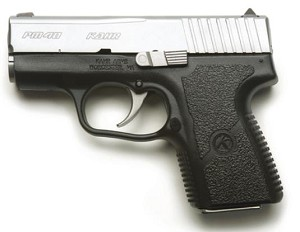 Kahr PM40 40SW 5/6RD SS