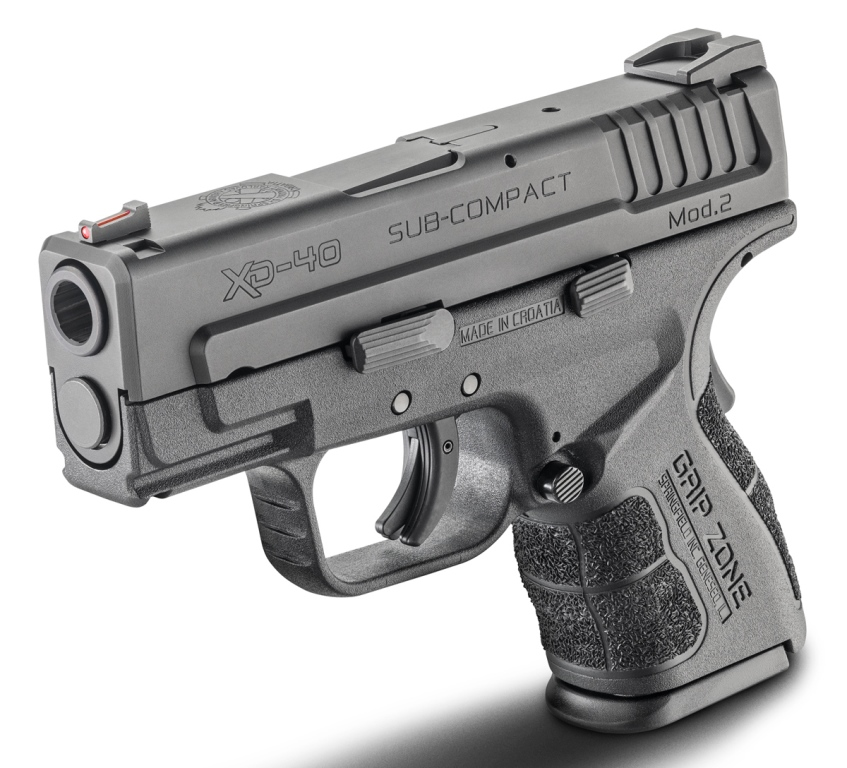 Springfield  XDS MOD 2 40SW Sub-Compact