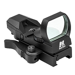 NcSTAR Heads Up Series Green Four Reticle Reflex  Sight