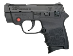 S&W BODYGUARD 380 PST 6RD with Lazer