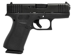 Glock 43X 9mm 10rd w/Night Sights