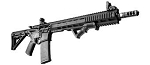 Anderson AM-15 EXT 15 - Tac M4 AR15